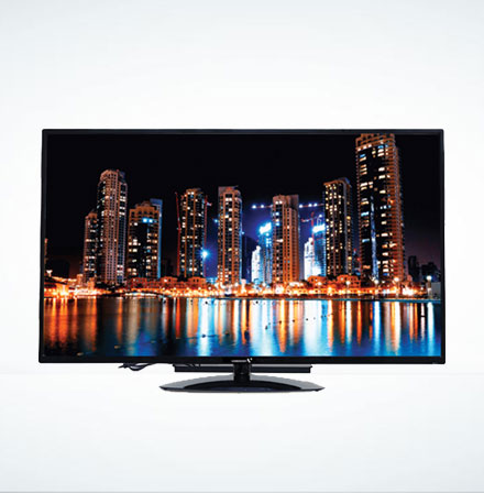 Vediocon Television 55 inch full HD LED TV